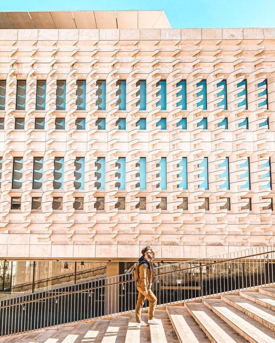 Malta Parlamento Renzo Piano