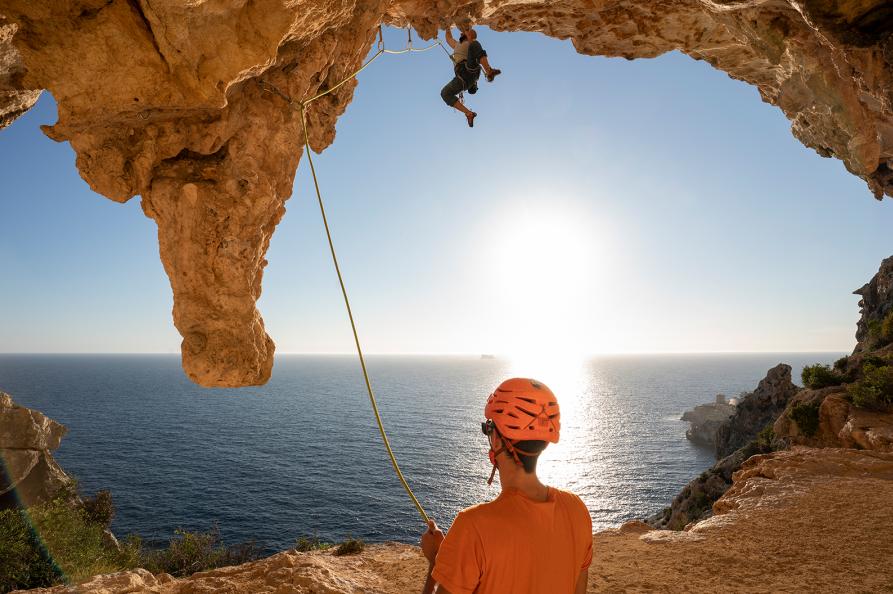 Rock Climbing malta