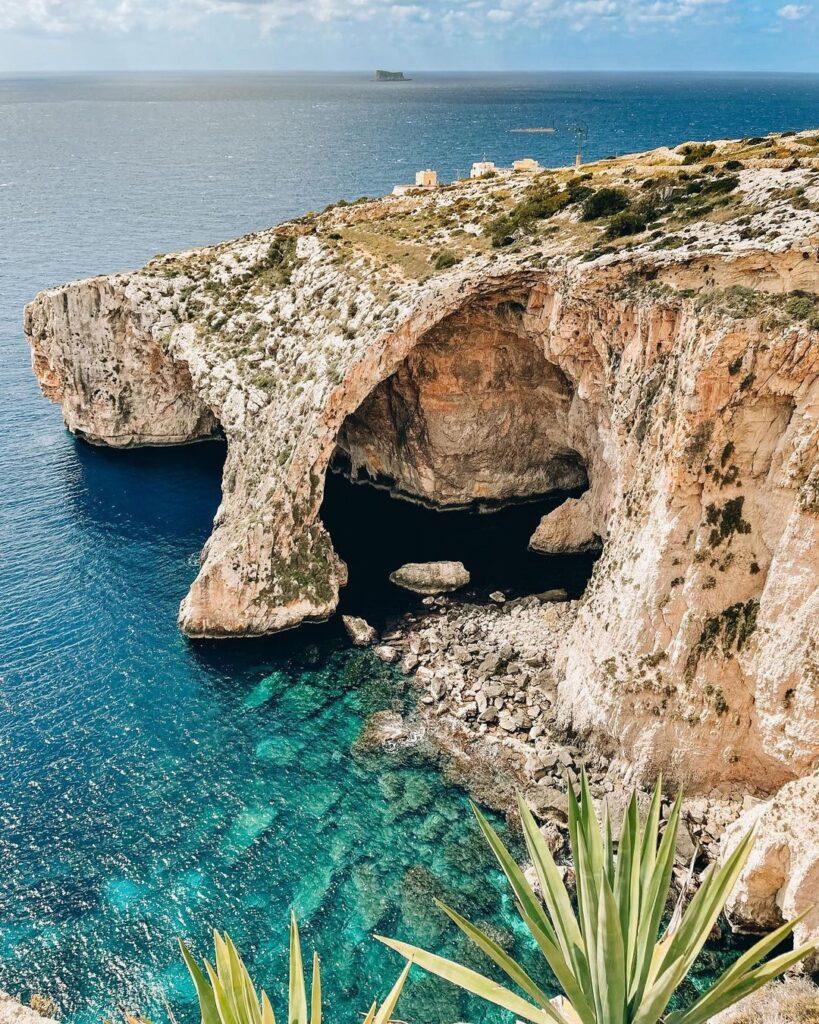 Blue Grotto passeggiate Malta