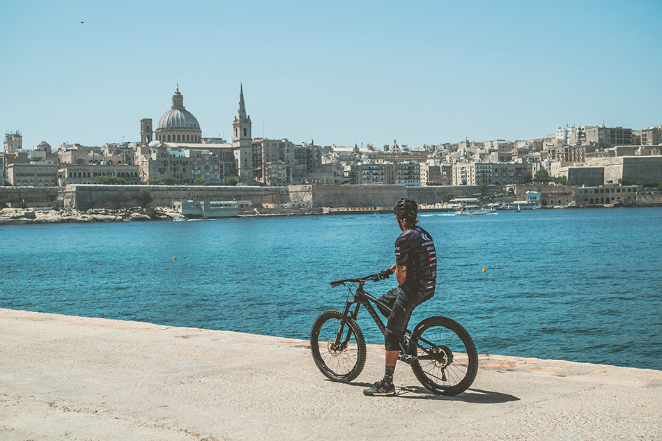 Malta biking