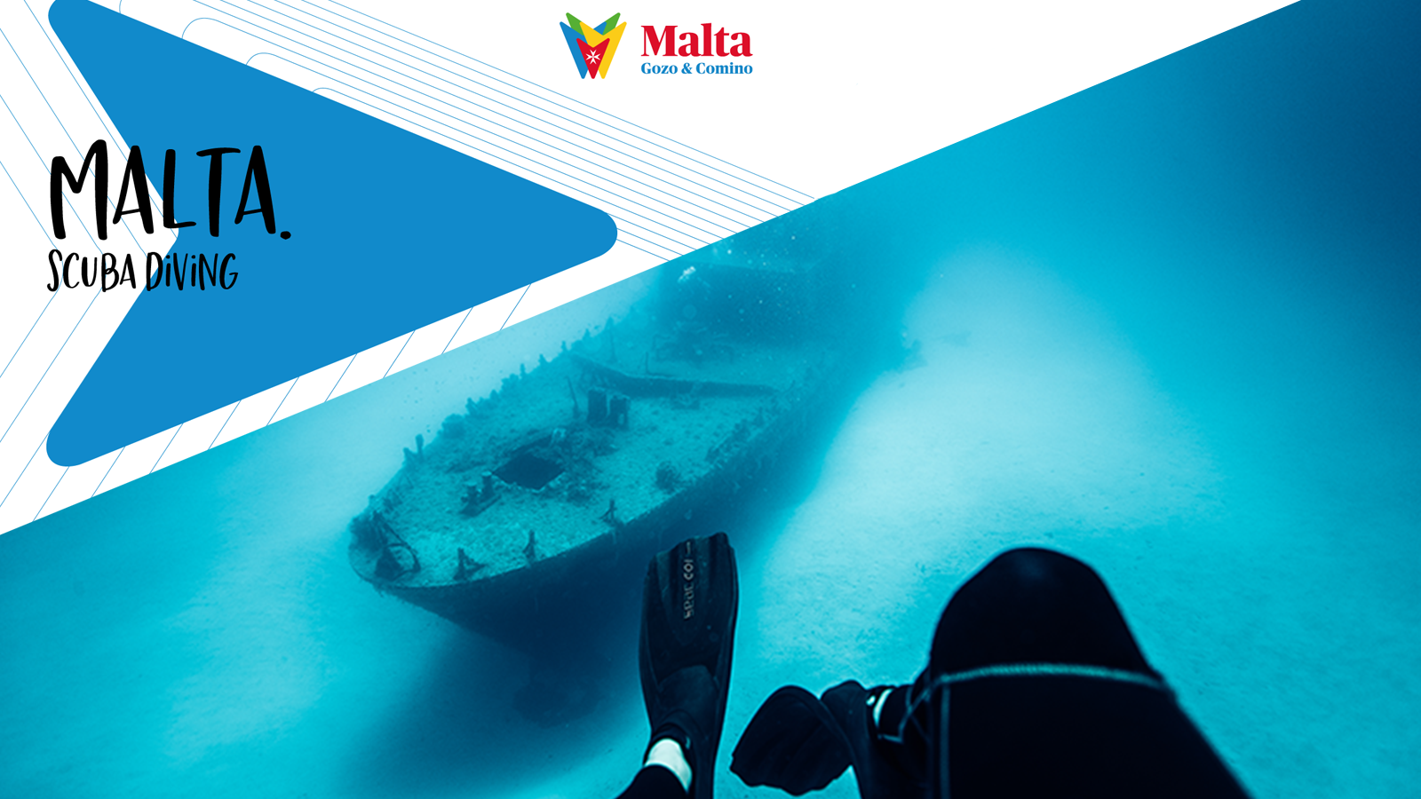 Malta Diving, ascolta il podcast e scarica la guida