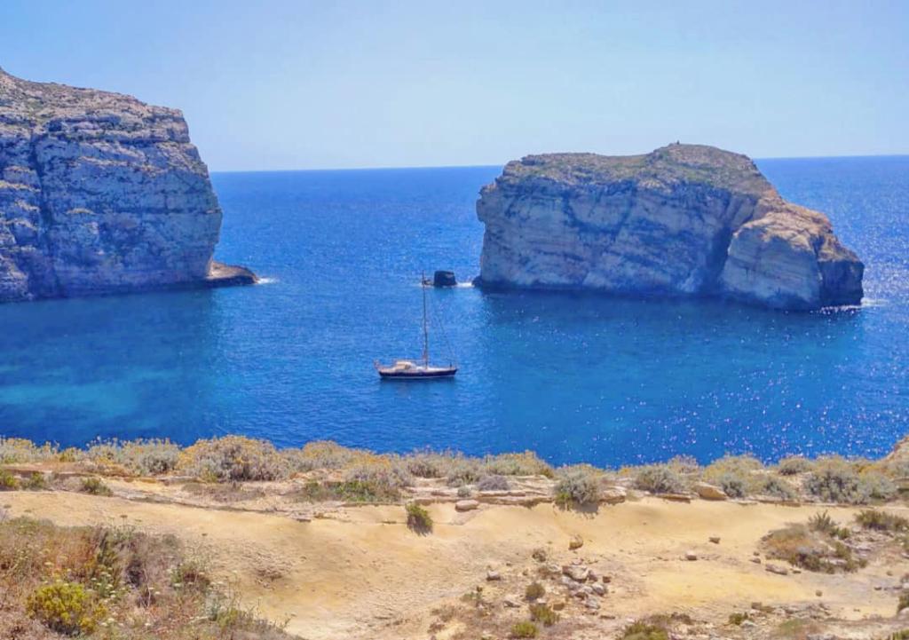 Dwejra yacht malta
