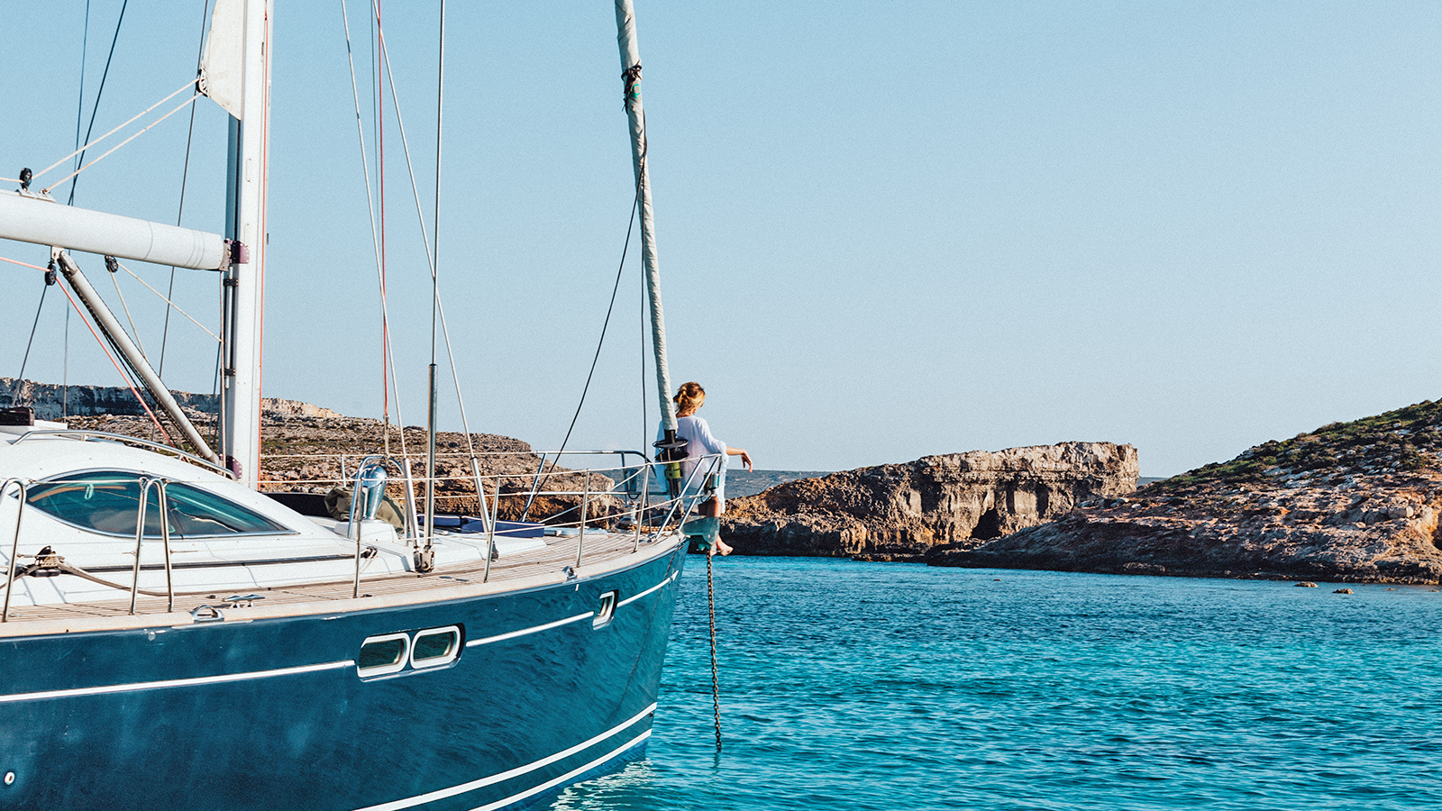 Alla scoperta di Malta a bordo di uno yacht