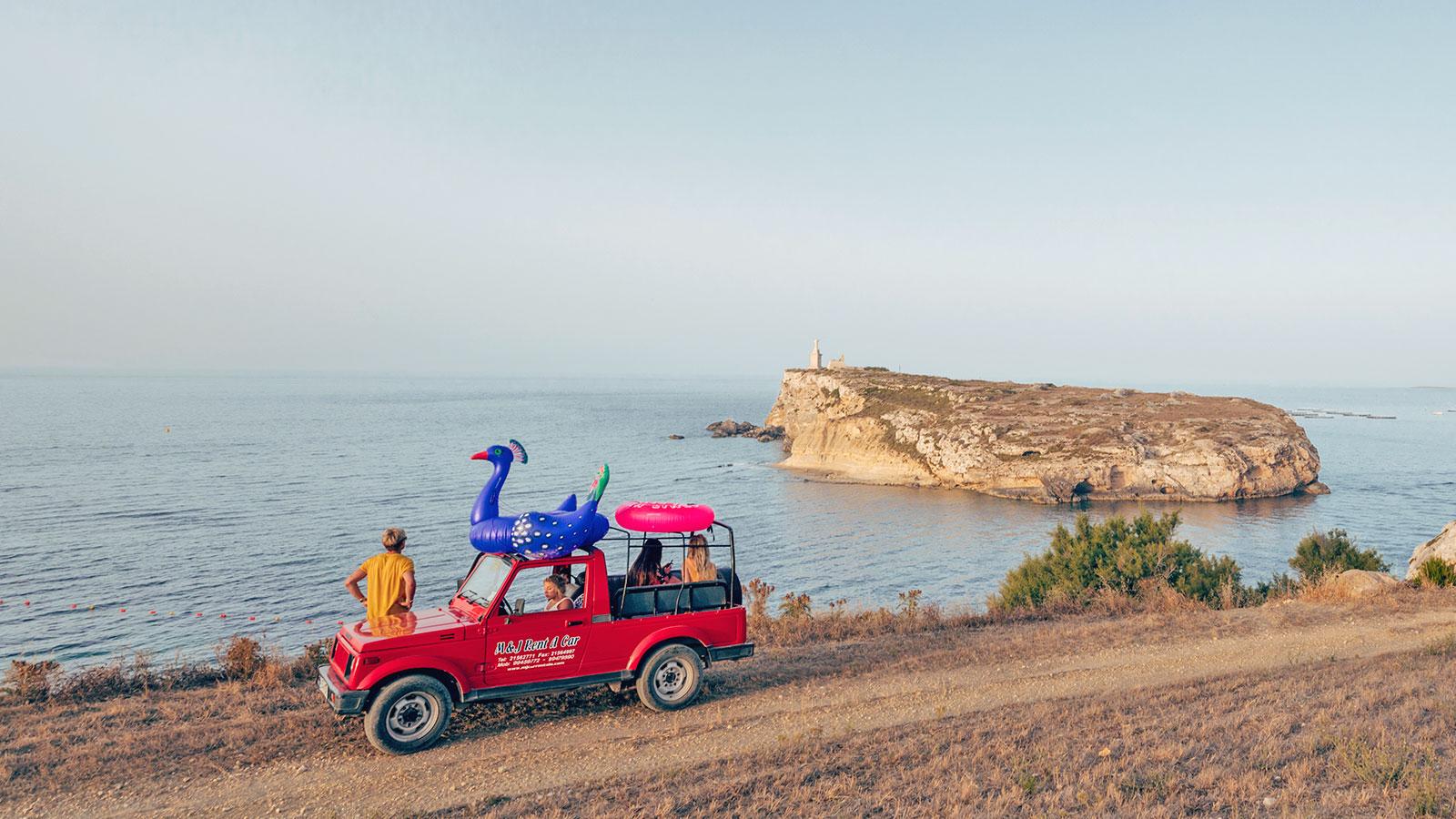 Beach hopping a Malta, l'arte di trascorrere la giornata a caccia di spiagge